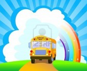 7303739-back-to-school--yellow-school-bus-background